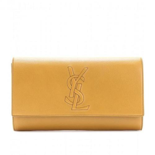 Yves Saint Laurent Belle De Jour Lederclutch