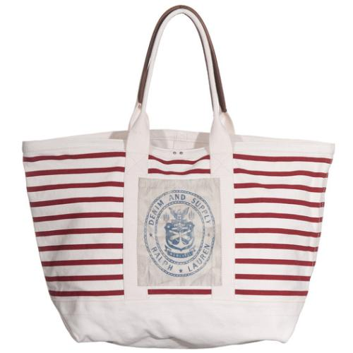 Denim & Supply By Ralph Lauren Printed Tote Frontier