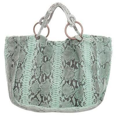 desiree lai Shopper Isla print
