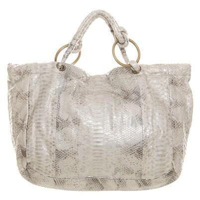 desiree lai Shopper Isla print Beige