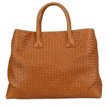 Desmo - Gewebte Leder Tasche