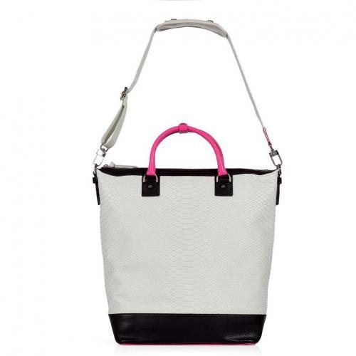 Diane von Furstenberg Chalk Sporty Drew Bag