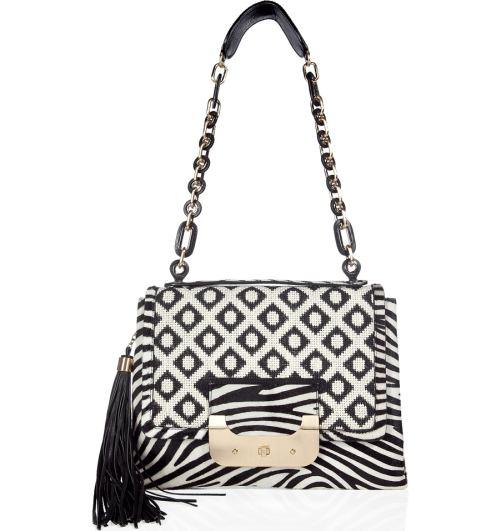 Diane von Furstenberg The Zebra Harper Day Tasche