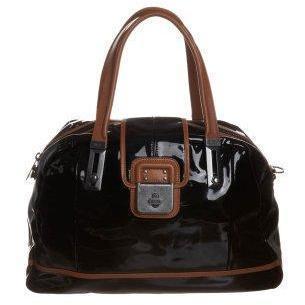 Diesel BRAVE ART Shopping Bag schwarz