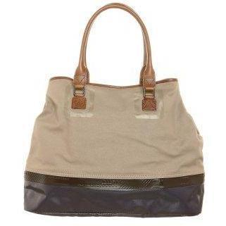 Diesel DOUBLE TWIST Shopping bag silver mink/ebony