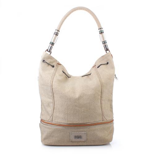 Diesel Creep'n Flax Lora Shoulder Bag