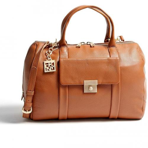 DKNY Caramel Tote with Shoulder Strap