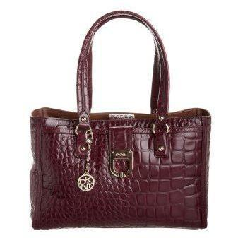 DKNY Handtasche burgundy