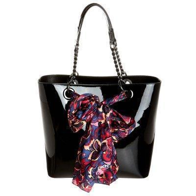 DKNY Shopping Bag schwarz