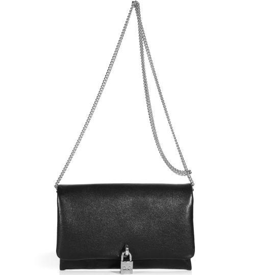D&G Dolce & Gabbana Schwarze Crossbody Tasche