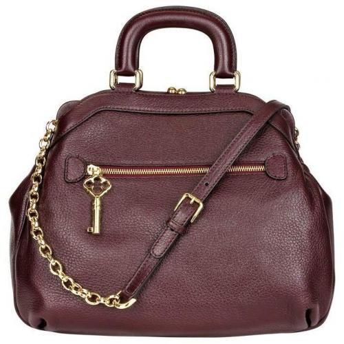 Dolce&Gabbana Handtasche Miss Mila Rot