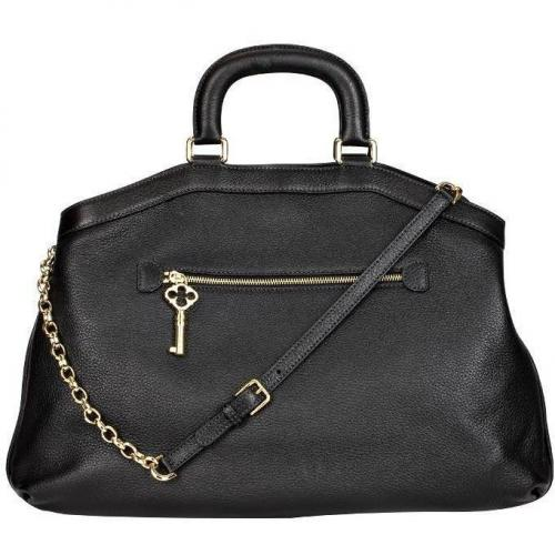Dolce&Gabbana Handtasche Miss Mila Schwarz