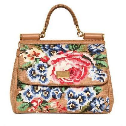 Dolce & Gabbana - Medium Miss Sicily Handtasche