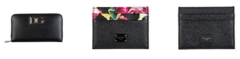 Dolce & Gabbana Portemonnaies 2018