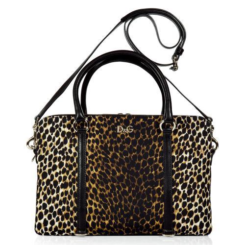 Dolce & Gabbana Tasche Leopard