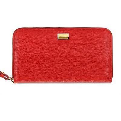 Dolce & Gabbana - Zip Brieftasche