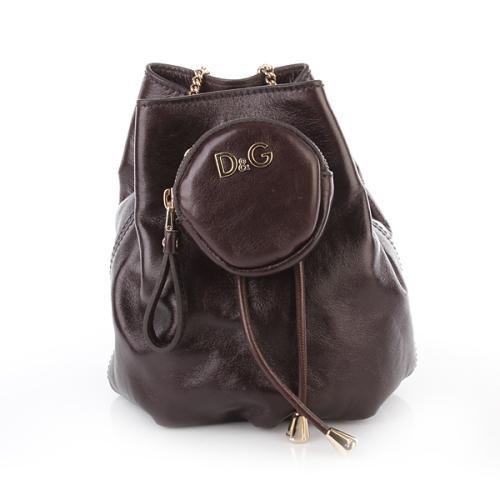 Dolce & Gabbana Pochette Borsa A Tracolla Vitello Lucid