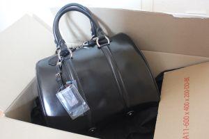 Barbara Bui Dude Bag ausgepackt