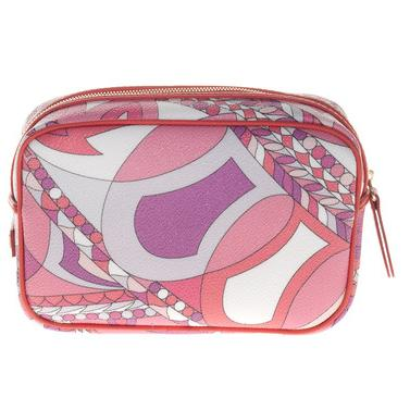 Emilio Pucci Small Cosmetic Pink