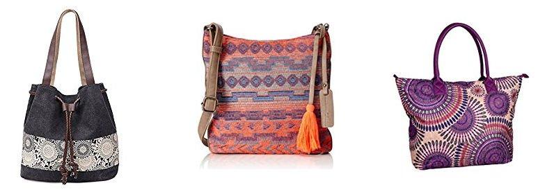 Handtaschen Typen - Ethno Handtaschen