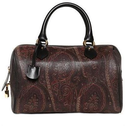 Etro - Paisley Queen Bedruckte Pvc Handtasche