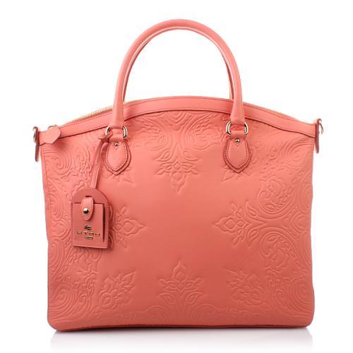 3d5f4fc9e23c Liebeskind 2D Leather Gesa Shopper Grün