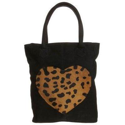 Fab HELENA Shopping Bag schwarz