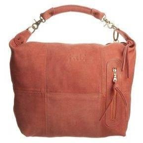 Fab Shopping Bag orange