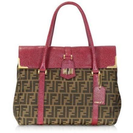 Fendi Classico No.2 Linda- Handtasche
