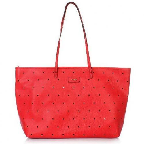 Fendi Roll Bag MD C/Lampo Orange