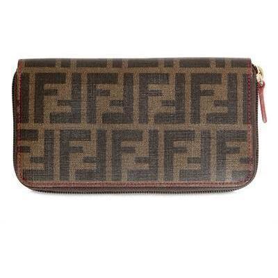 Fendi - Zucca Piu' Brieftasche