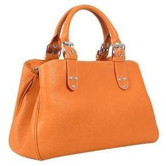 Fontanelli Handtasche aus weichem Kalbsleder