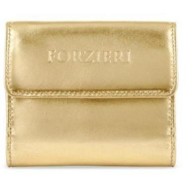 Forzieri Portemonnaie aus echtem italienischem Leder