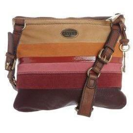 Fossil CROSSBODY Umhängetasche multicolour striped