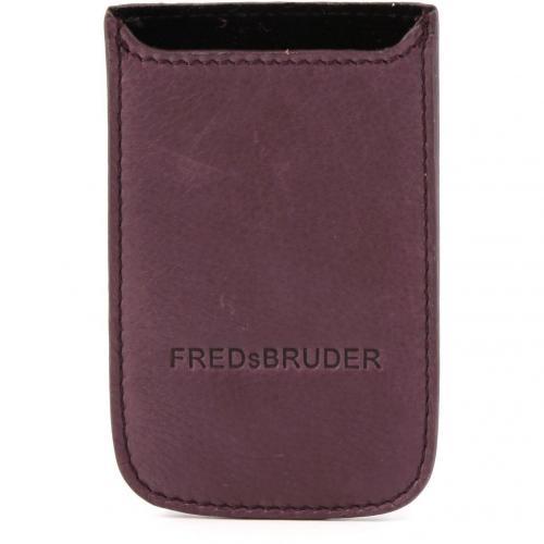 FredsBruder Mobile  Handytasche Leder lavendel