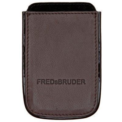 FREDsBRUDER MOBILE 2 Handytasche chocolate