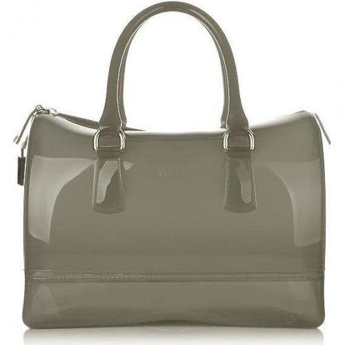 Furla Candy S Bauletto Steel