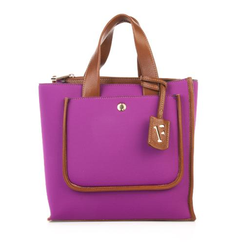 Furla Divide-It Shopper small Lilla