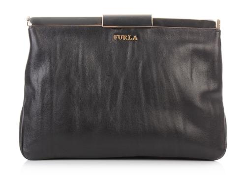 Furla Marais XS Bag Con Cerniera Onyx