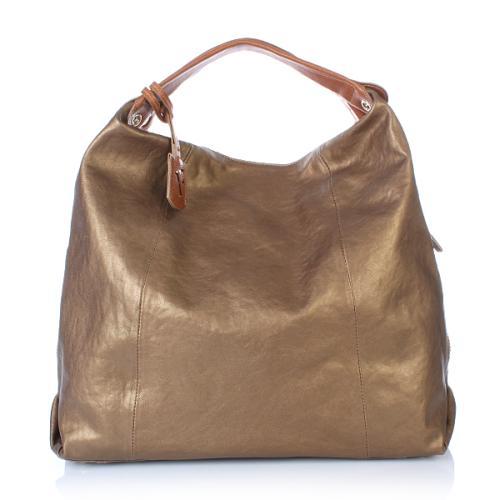 Furla elisabeth zip m l tracolla color argento designer handtaschen paradies it bags - Furla tasche schwarz ...