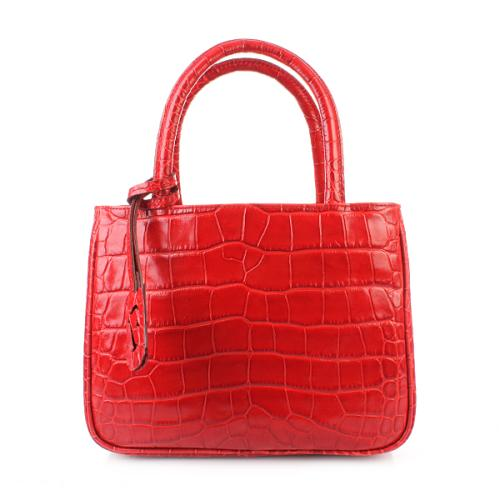 Furla Pratica Small Shopper MC New Cherry