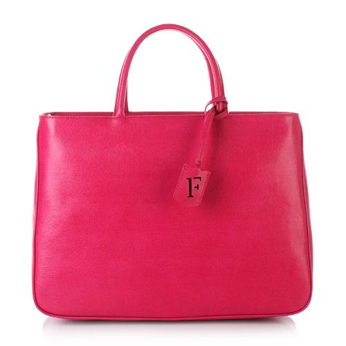 Furla Pratica Large Shopper MC Fuxia