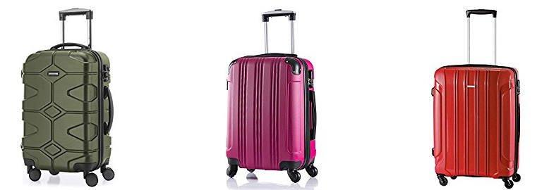 Gepäck kaufen: Koffer Hartschale