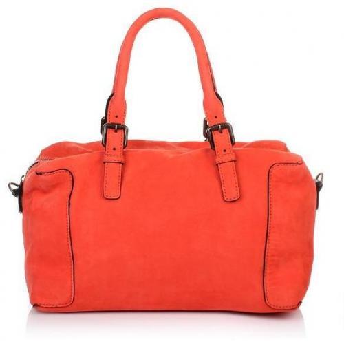 Gerard Darel Santa Fe Plum Bag lachs