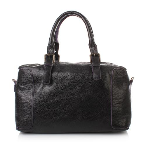 Gerard Darel Plum Bag Black - Porté main/épaule