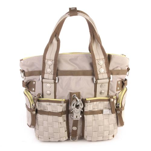 George Gina & Lucy Me:Job Woven Beige