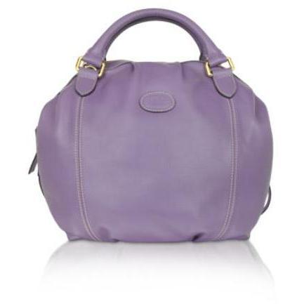 Giordano Frangipani Handtasche im Bauletto-Style aus Kalbsleder