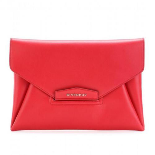 Givenchy Antigona Kuvertclutch Aus Leder
