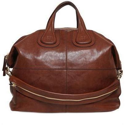Givenchy - Große Nightingale Smooth Leder Tasche