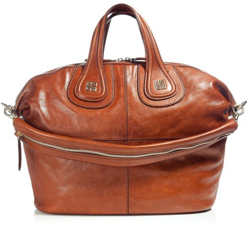 Givenchy Nightingale Medium Cognac